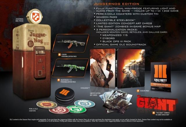 Call of Duty: Black Ops III Zombies trailer