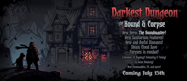 Új karakter érkezik a Darkest Dungeonhöz