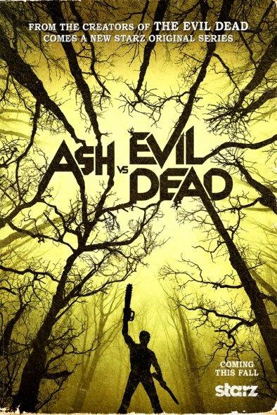 Ősszel jön az Ash vs. Evil Dead