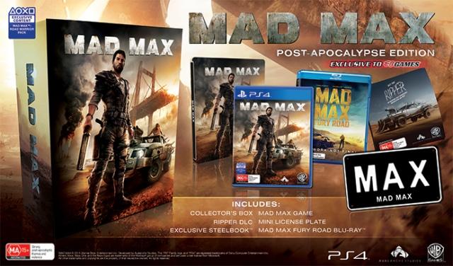 Mit rejt a Mad Max Post-Apocalypse Edition?