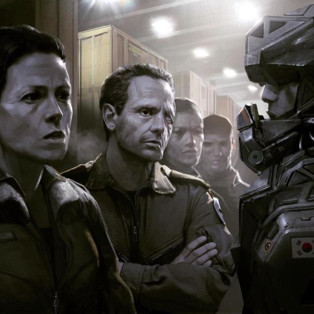 Rajzocska az új Alien moziból