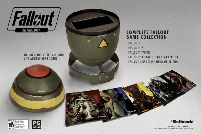 Fallout Anthology ősszel