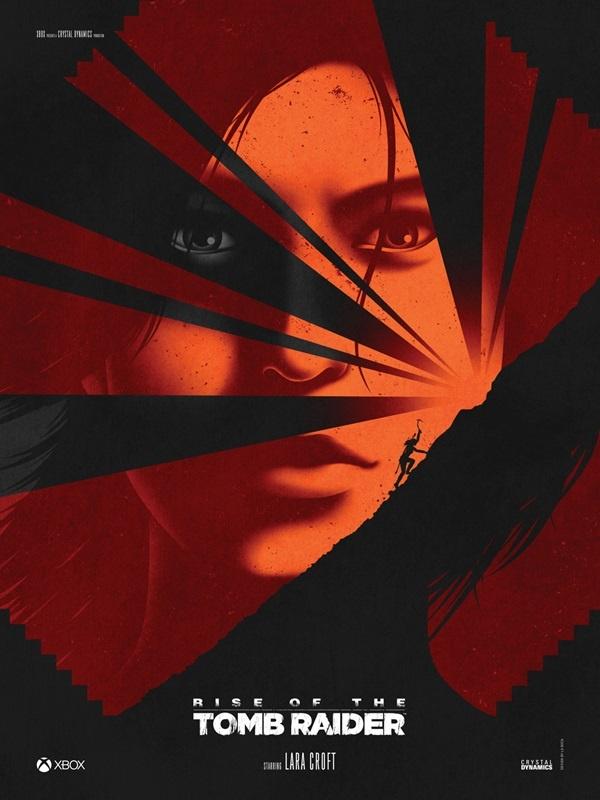 A Rise of the Tomb Raider is kint van a gamescomon
