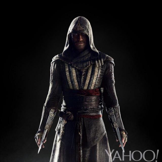 Az első kép az Assassin's Creed moziból