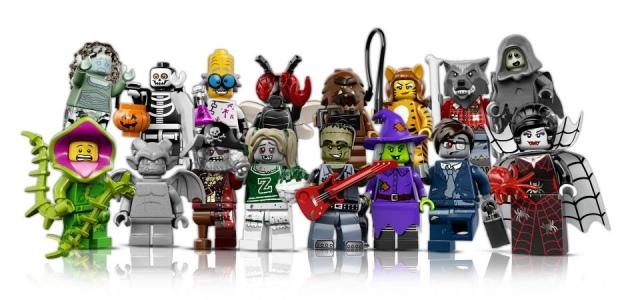 Új karakterek a LEGO Minifigures Online-ban