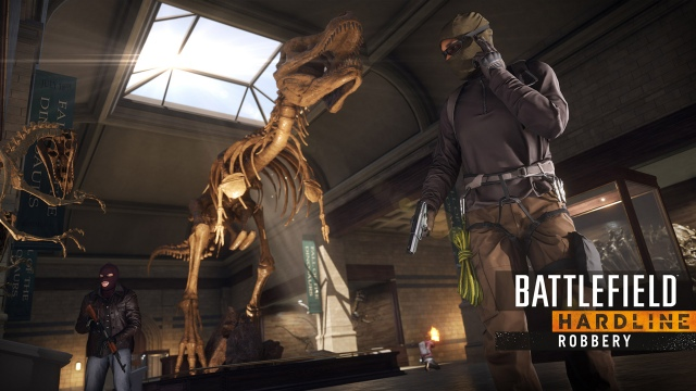 Napokon belül jön a Battlefield: Hardline - Robbery DLC