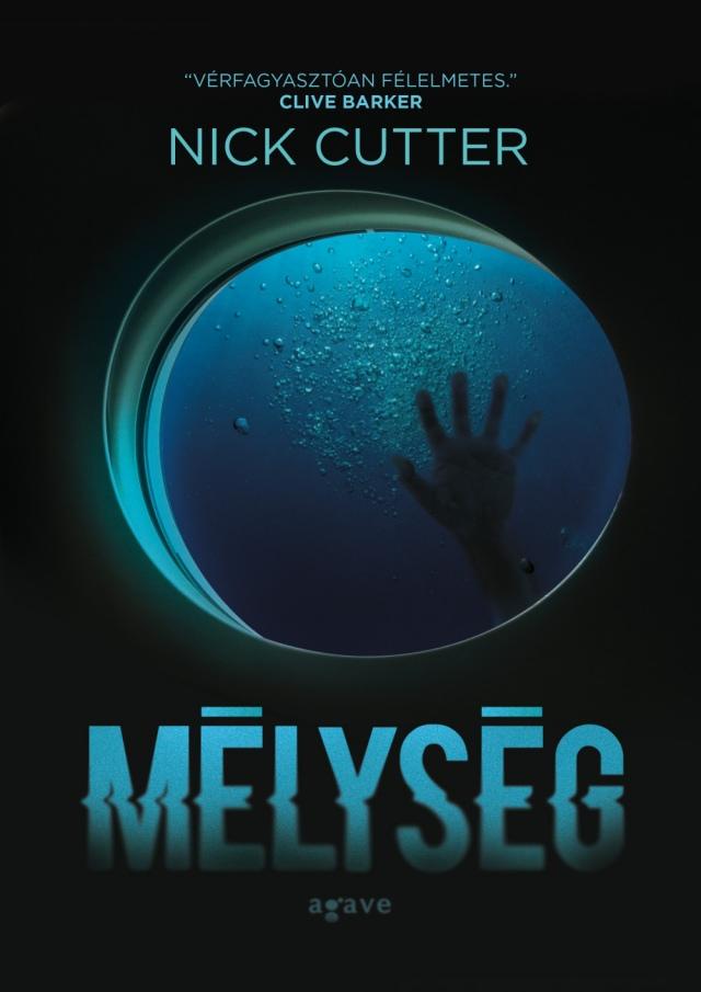 Októberben jelenik meg hazánkban Nick Cutter Mélység című regénye