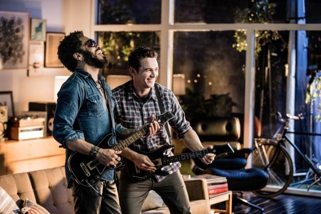 Guitar Hero Live reklám Lenny Kravitzcel