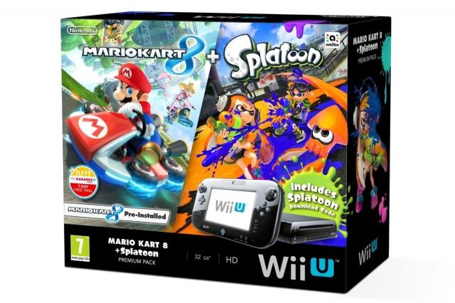 Újabb limitált Wii U csomag érkezik, két játékkal