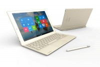 Toshiba dynaPad tablet stylusszal és billentyűzettel