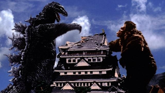 Godzilla és King Kong egy filmben