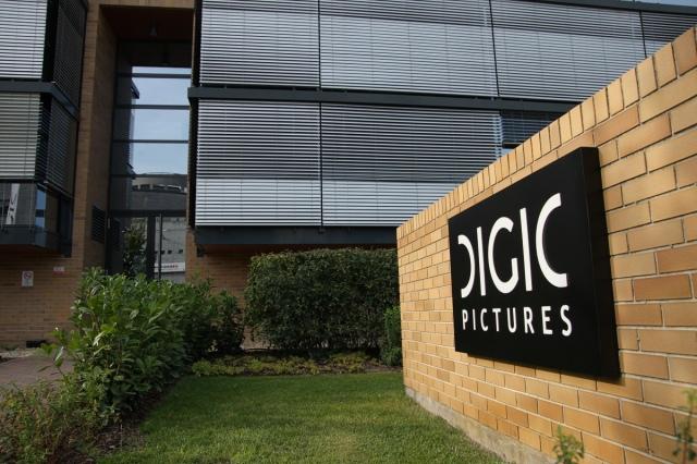 EXKLUZÍV: Látogatóban a Digic Picturesnél