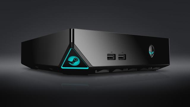 November elején jön az Alienware Steame Machine-ja