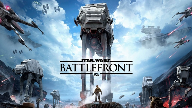 Megjelent a Star Wars: Battlefront