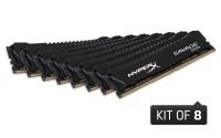 HyperX Savage és Predator memóriák még nagyobb kiszerelésben