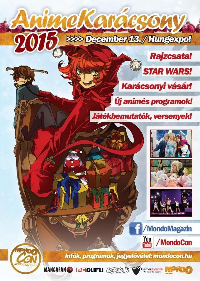 Programajánló: Animekarácsony