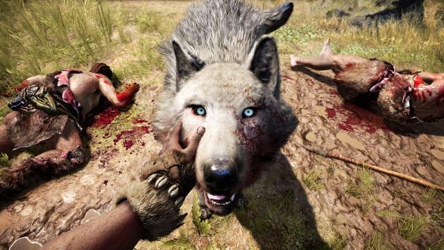 Borzalmas gondjaink lesznek a Far Cry Primalben
