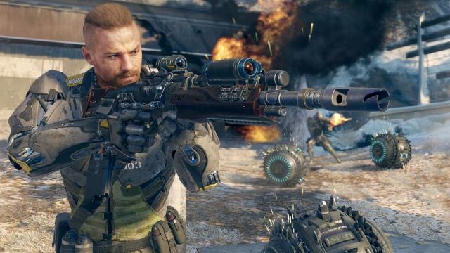 Call of Duty: Black Ops III multi kezdőcsomag