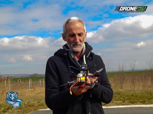 Drone Prix Hungary versenysorozat indul