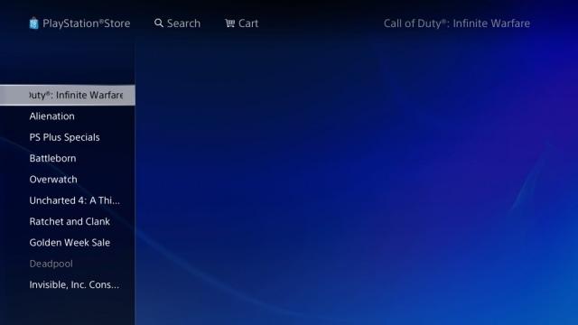 Infinite Warfare lesz az idei Call of Duty alcíme?
