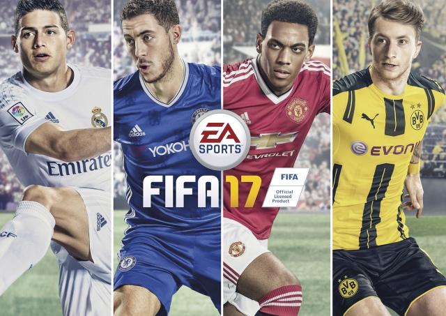 FIFA 17 trailer és részletek