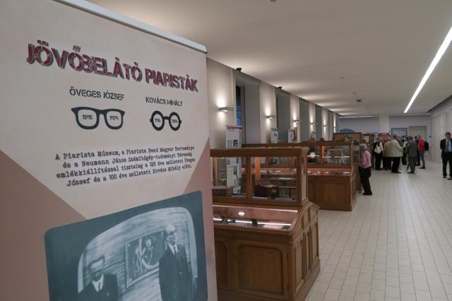 Programajánló: Jövőbelátó piaristák kiállítás