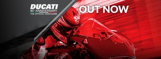 Megjelent a Ducati - 90th Anniversary