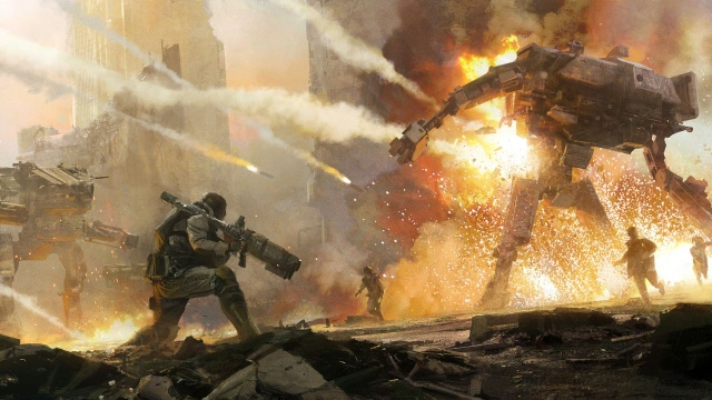 PlayStation 4-re is megjelenik a Hawken