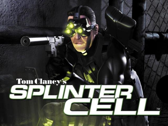 Ingyen van a Splinter Cell!