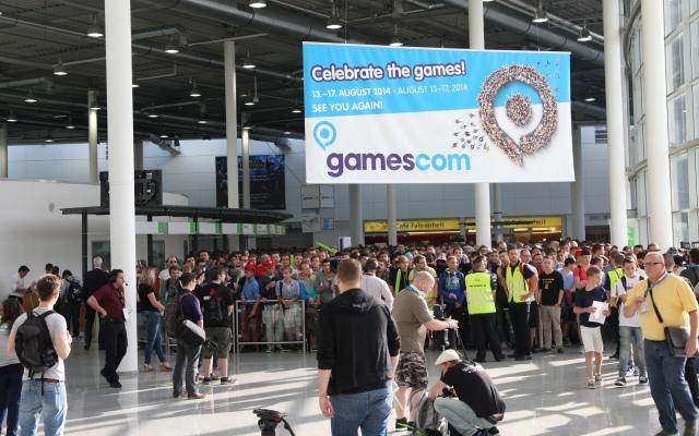 Ismét rekordokra számít a gamescom
