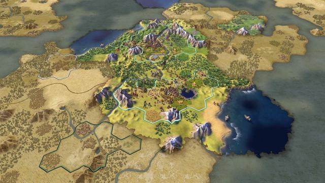 Sid Meier's Civilization VI fejlesztői napló