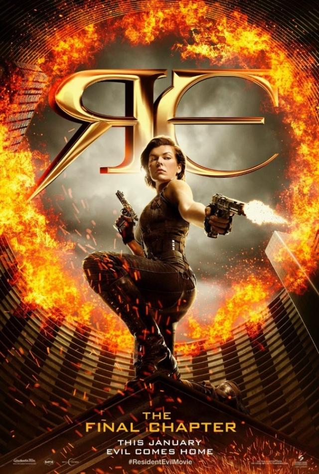 Megkapta első előzetesét a Resident Evil: The Final Chapter