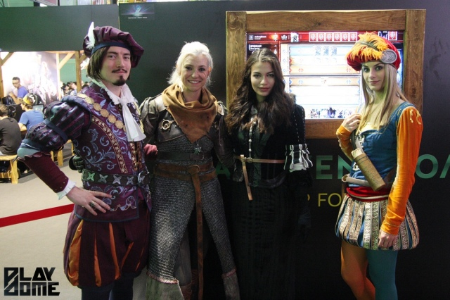 gamescom 2016: GWENT: The Witcher Card Game - dióhéjban
