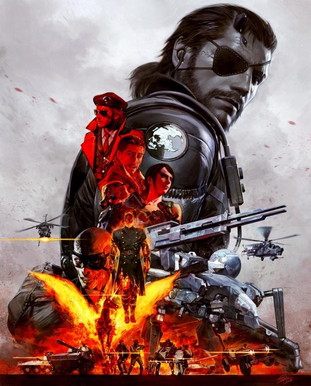 Készül a Metal Gear Solid V: The Definitive Experience
