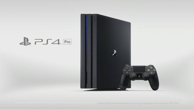 Novemberben jön a nagyobb teljesítményű PlayStation 4 Pro