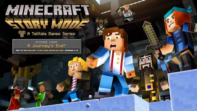 Jövő héten jön a Minecraft: Story Mode utolsó fejezete