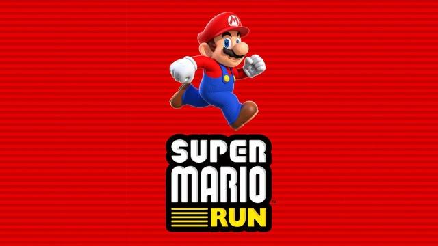 Decemberben jön a Super Mario Run