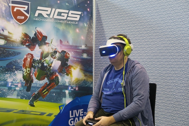 Kipróbáltuk a PlayStation VR-t