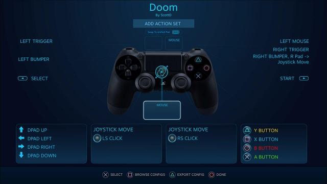 Steam támogatást kap a DualShock 4 kontroller