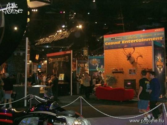 E3 2000: Activision