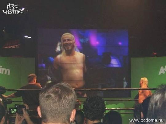 E3 2000 beszámoló