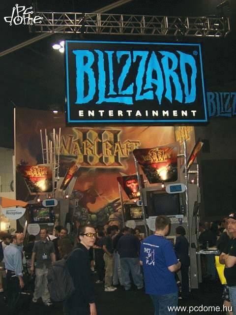 E3 2000: Blizzard