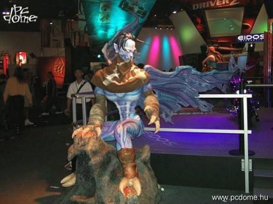 E3 2000: Eidos Interactive