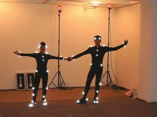 Látogatóban a Philos Labs Motion Capture stúdiójában