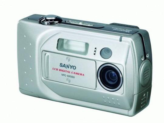 Sanyo VPC SX-550