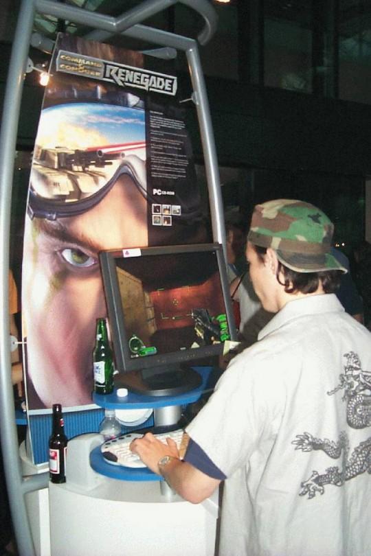 ECTS 2001: Az Electronic Arts bemutatója