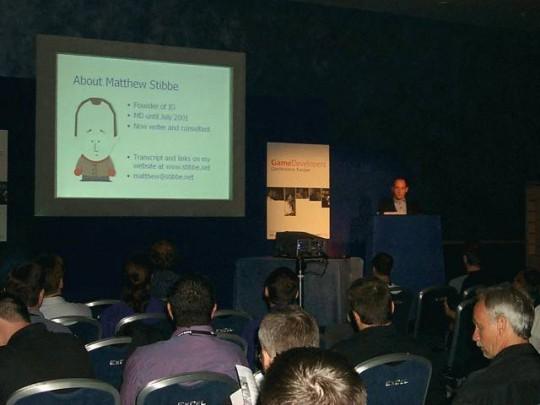 Game Developer Conference Europe