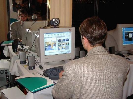 20 éves a Logitech - sajtótájékoztató