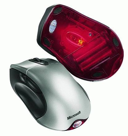 Microsoft Wireless IntelliMouse Explorer