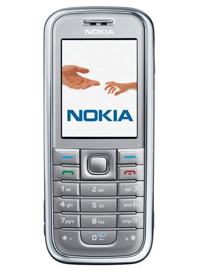 Nokia 6233: Az üzlet és a szórakozás keveréke
